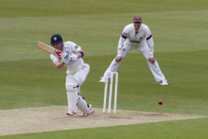 Durham CCC v Somerset, Day 2 County Game. June 2015.