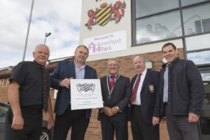 Consett RFC, Opening of new club house - Sept 2015