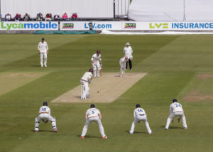 Durham CCC v Somerset, Day 3 County Game. June 2015.