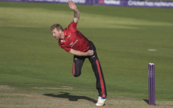 Durham Jets v Leicestershire Foxes, July 2017